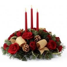 Christmas Season Centrepiece