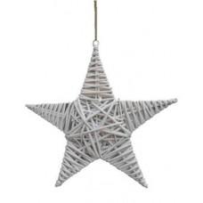 White willow hanging star