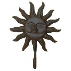 Cast Iron Sun hook