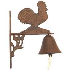 Cast Iron Rooster door bell