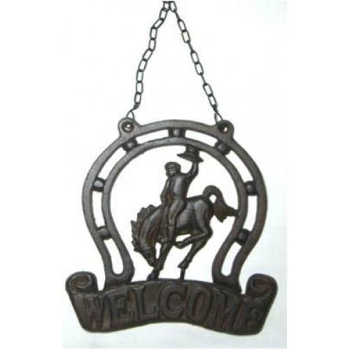 Cast Iron Horse