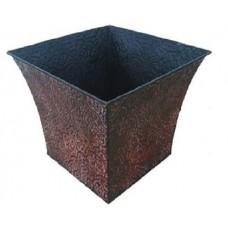 Square Metal container