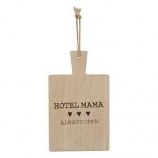 Cutting board HOTEL MAMA Decorative pc
