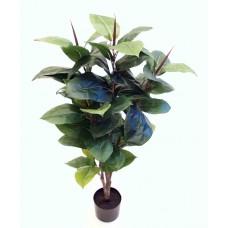 3' Rubber Plant - Artificial