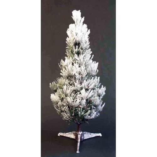 "23"" Snowed Cedar Tree"