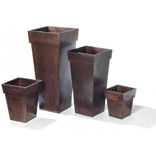 Manu Vase - Brown