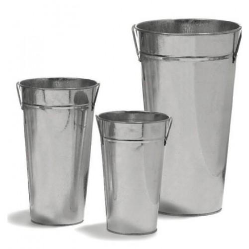Market Galvanized Vase